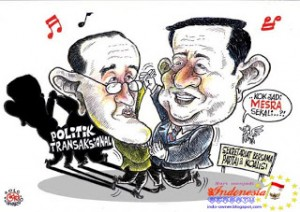 Karikatur-Politik-Transaksional