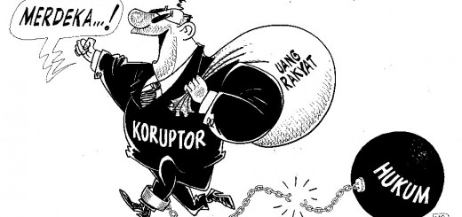 Pencabutan Hak Politik Koruptor