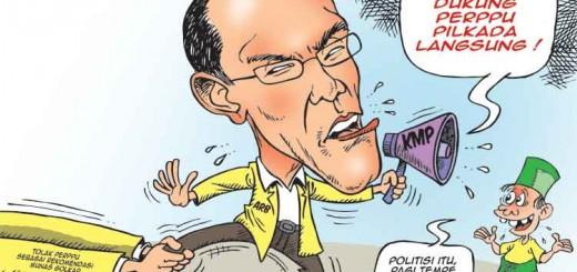 Perppu dalam Subordinat Politik