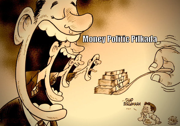 money politic Pilkada