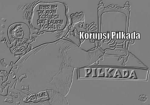 Korupsi Pilkada