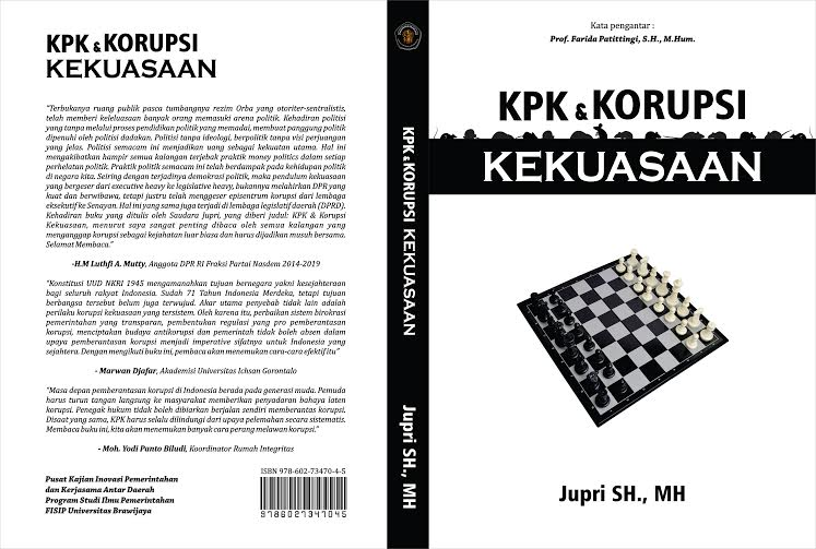Buku karya Jupri SH, MH