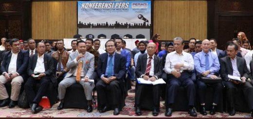 Konferensi Pers Peradi